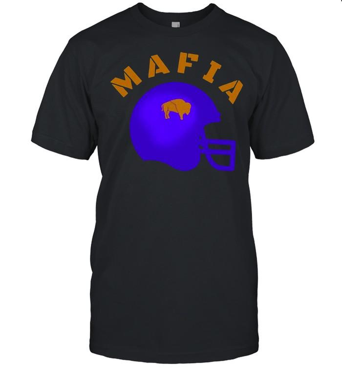 The Buffalo Bills Mafia Helmet 2021 shirt Classic Men's T-shirt