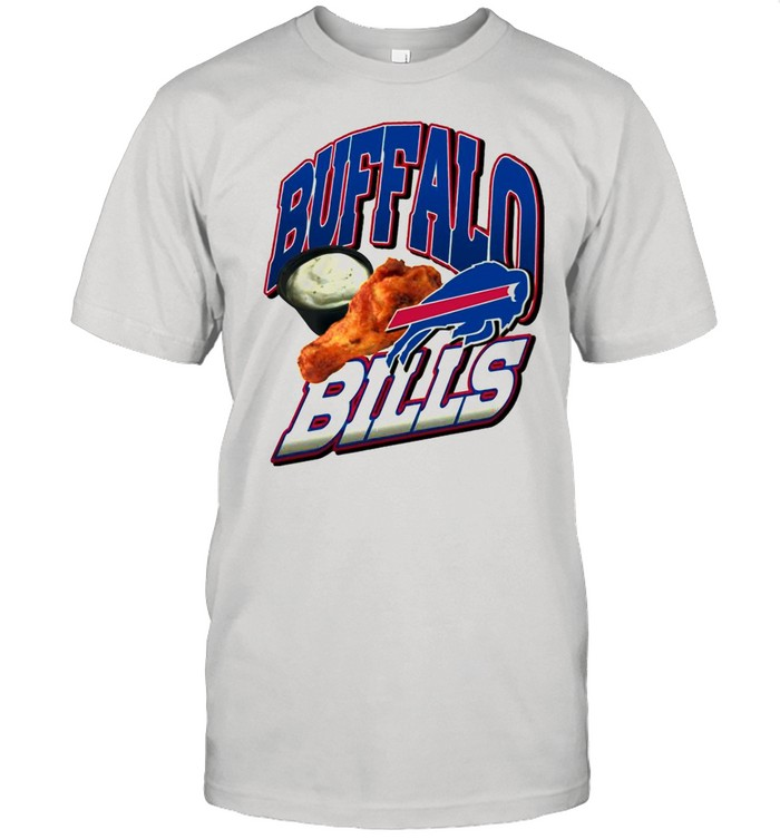 2021 Chicken Thighs Buffalo Bills shirt Classic Men's T-shirt