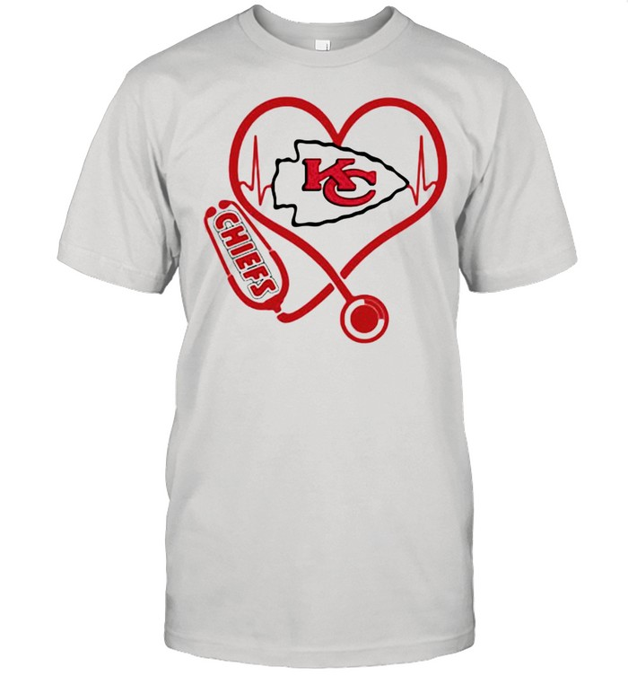 Chiefs Team Football Cardiologist shirt Classic Men's T-shirt