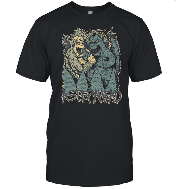 AKong Vs Godzilla Super shirt Classic Men's T-shirt