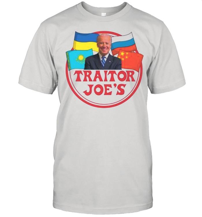 Joe Biden traitor Joes shirt Classic Men's T-shirt