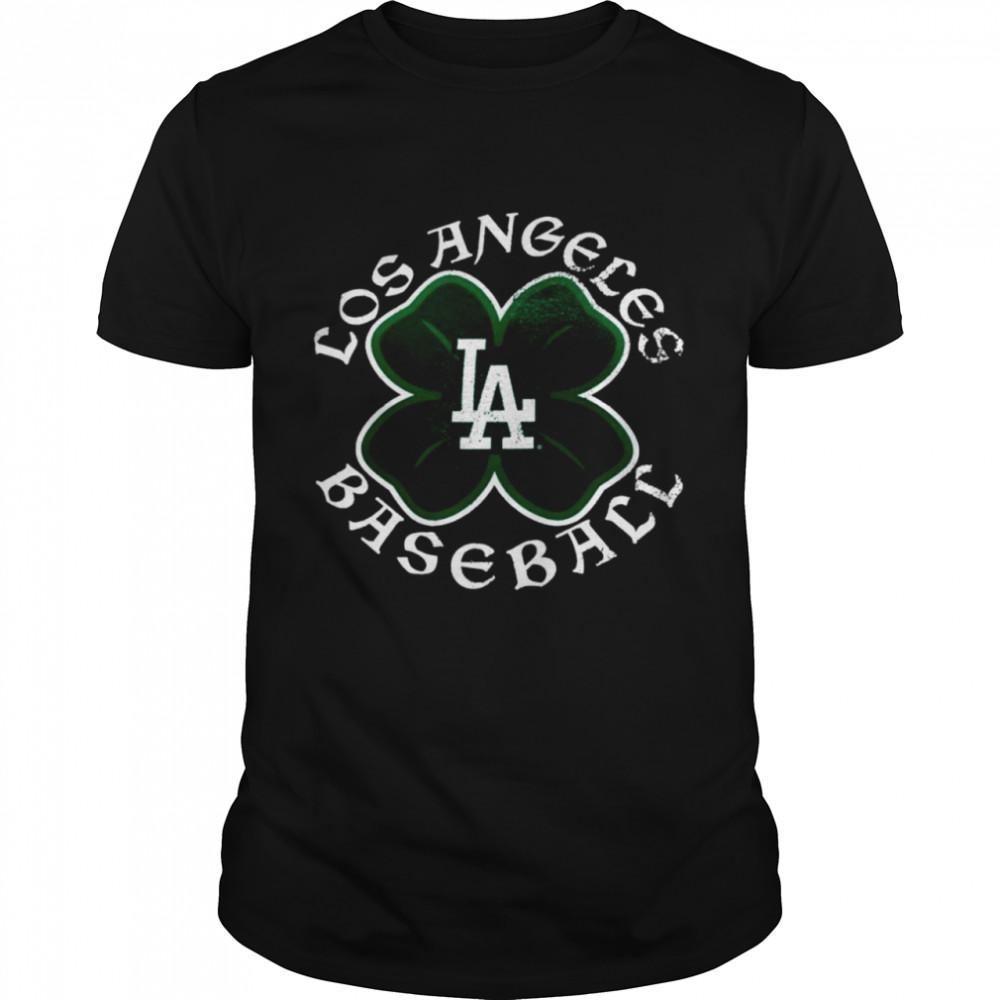 Los Angeles Baseball Clover shirt Classic Men's