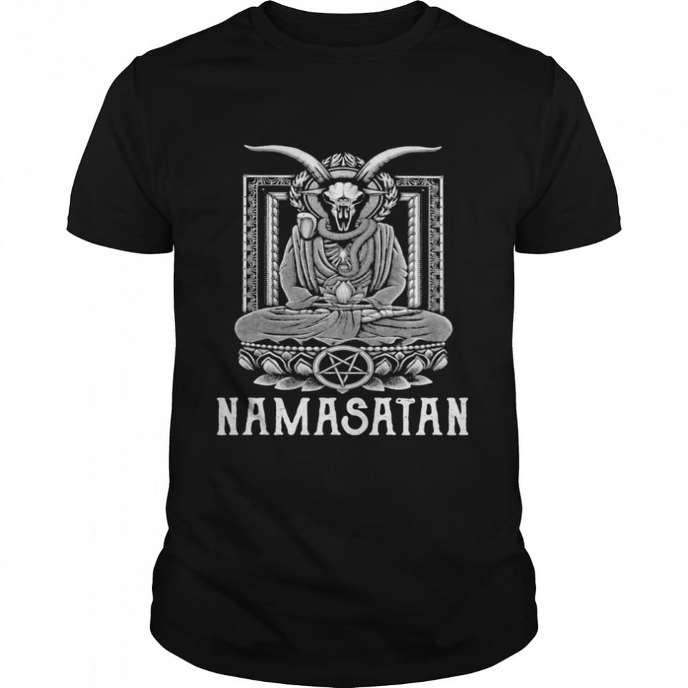 Namasatan shirt Classic Men's
