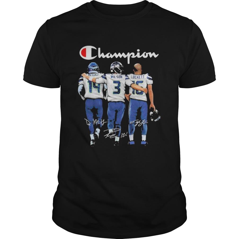 Champion Tennis Rackets Football Team shirt Classic Men's