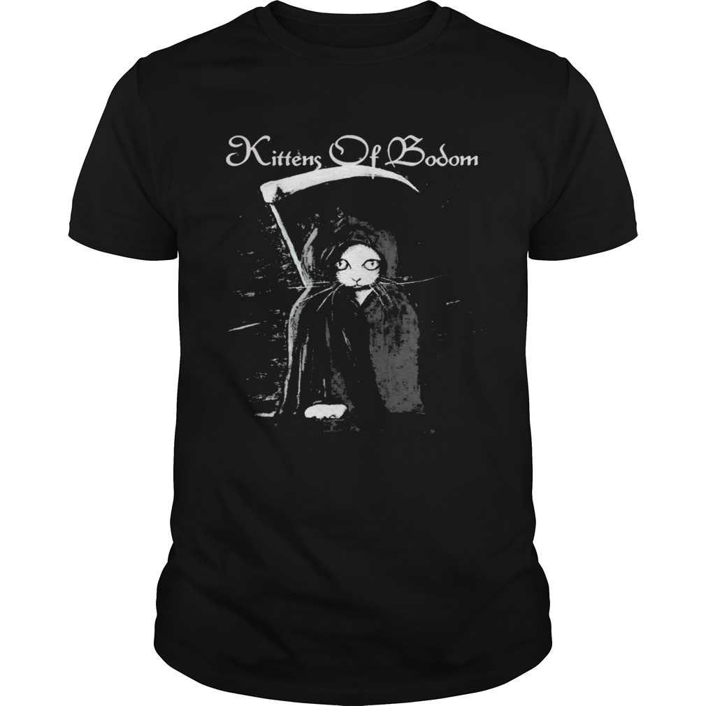 From Cats Are Metal Kittens Of Bodom shirt Classic Men's