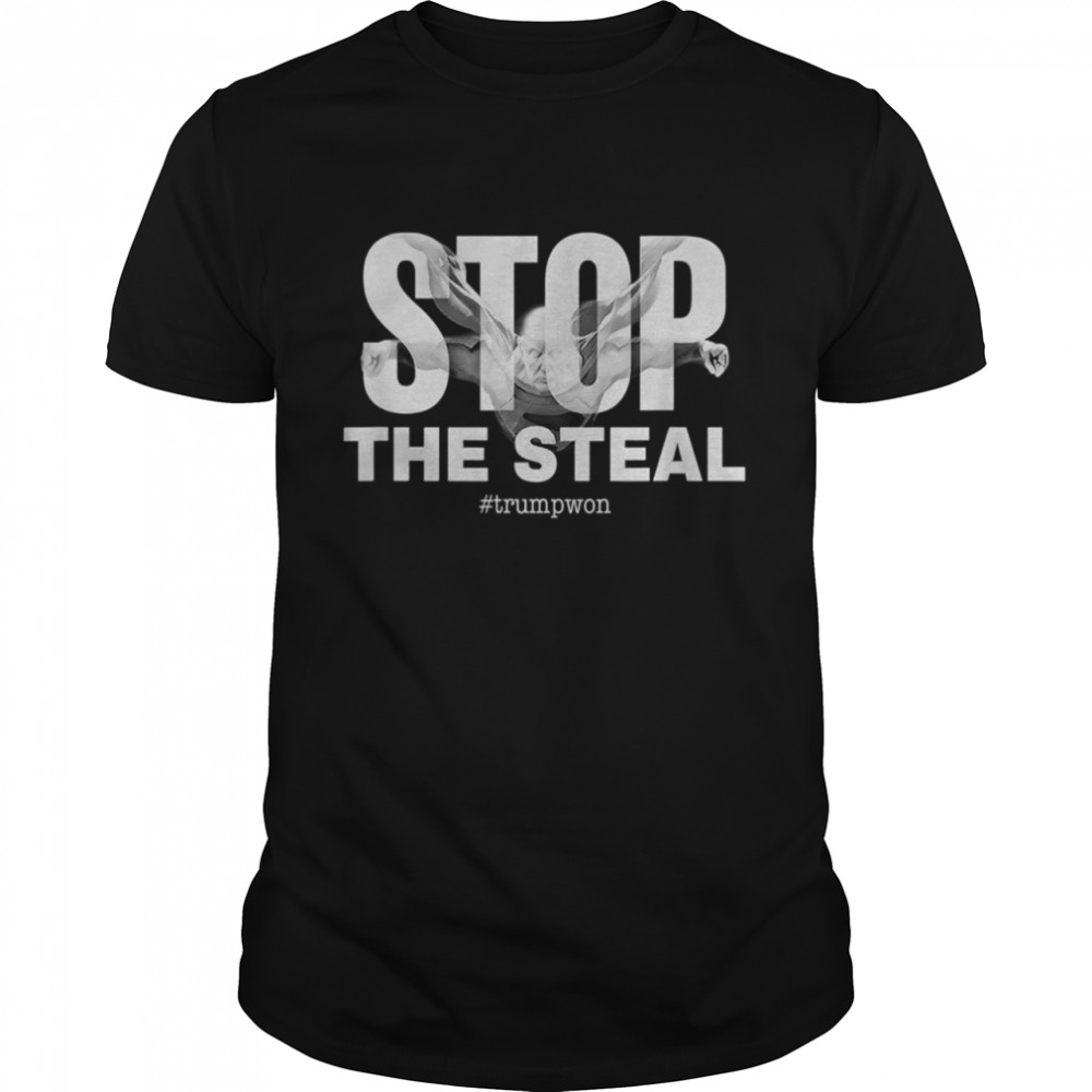 Stop The Steal shirt Classic Men's