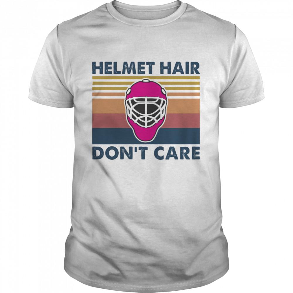 Helmet Hair dont care vintage shirt Classic Men's