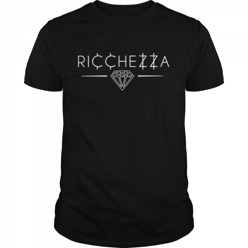 Ricchezza shirt Classic Men's