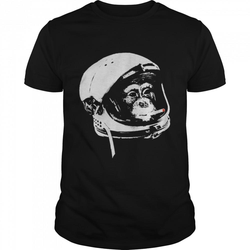 Monkey Cold War Vet shirt Classic Men's