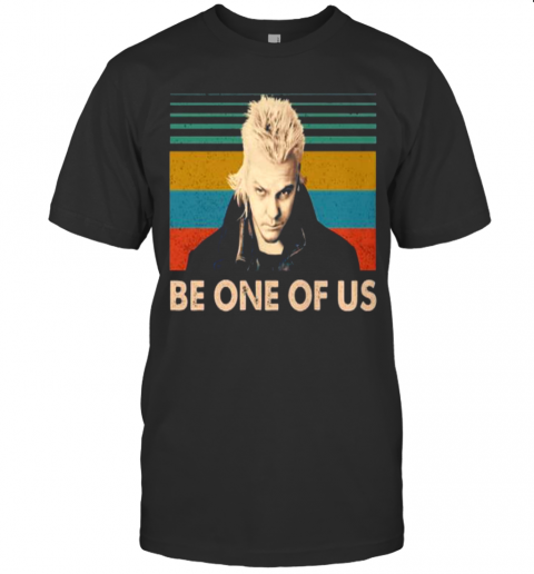 Be One Of Us Vintage shirt Classic Men's
