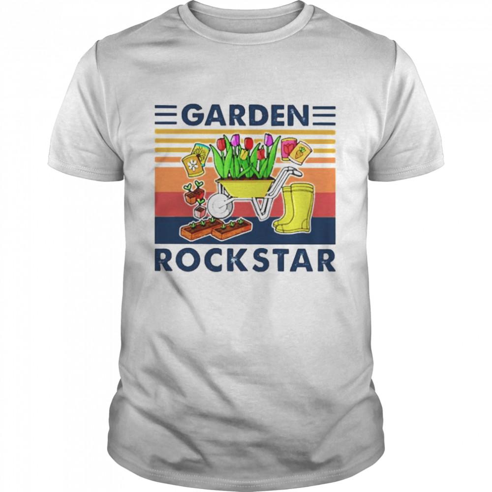 Garden Rock Star shirt Classic Men's