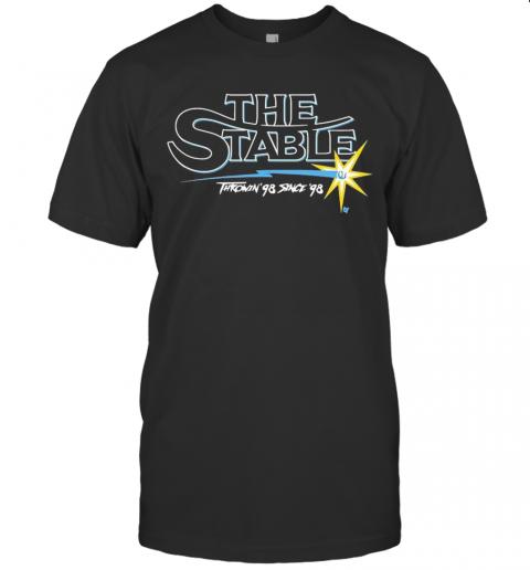 Tampa Bay Baseball The Stable shirt Classic Men's