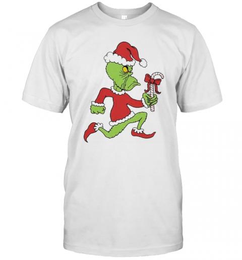Merry Fuckin X Mas Grinch Christmas shirt Classic Men's