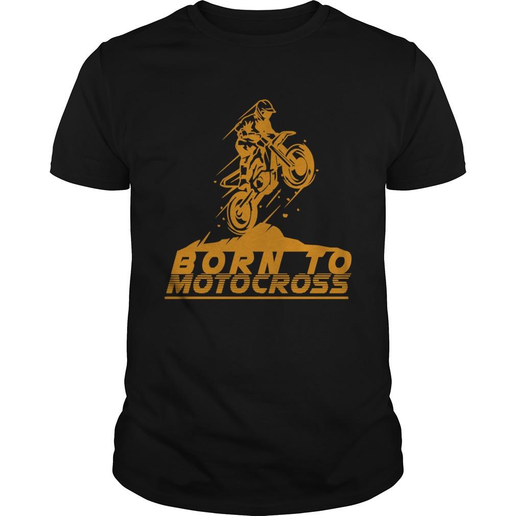 Motorcycle Biker Bike Dirt Offroad shirt Classic Men's