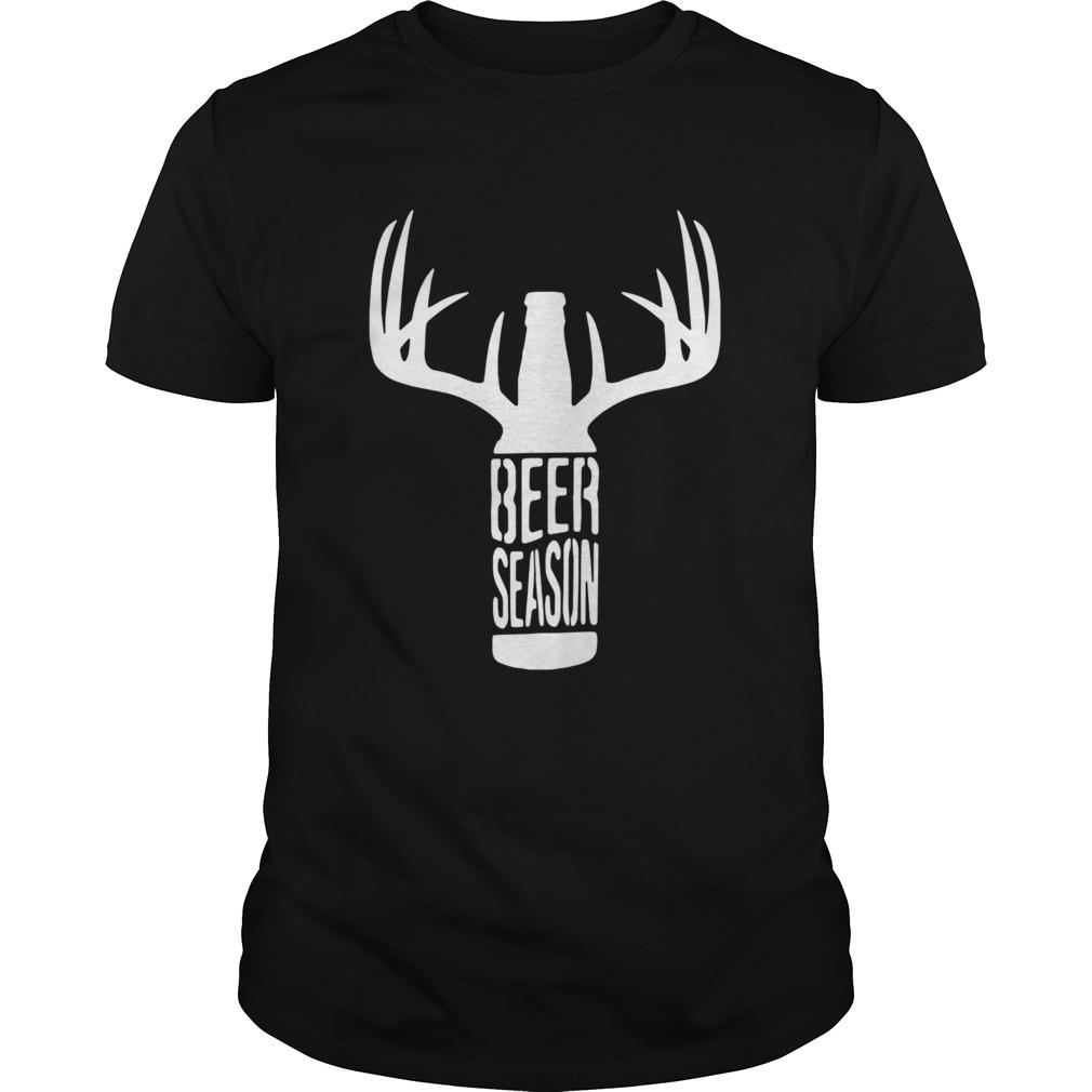 Reindeer Beer Season shirt Classic Men's