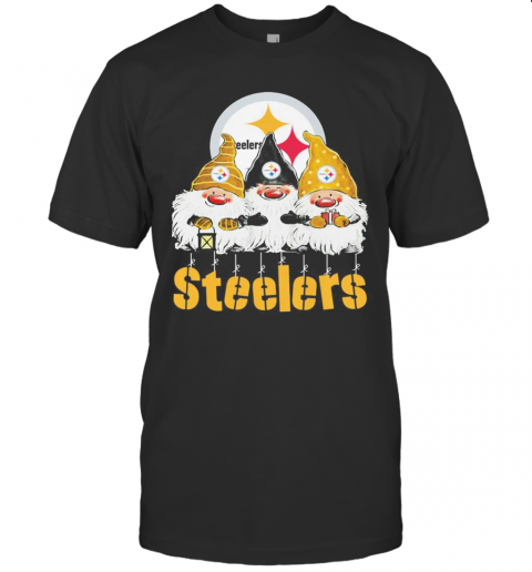 Gnomes Pittsburgh Steeler Merry Christmas 2020 shirt Classic Men's