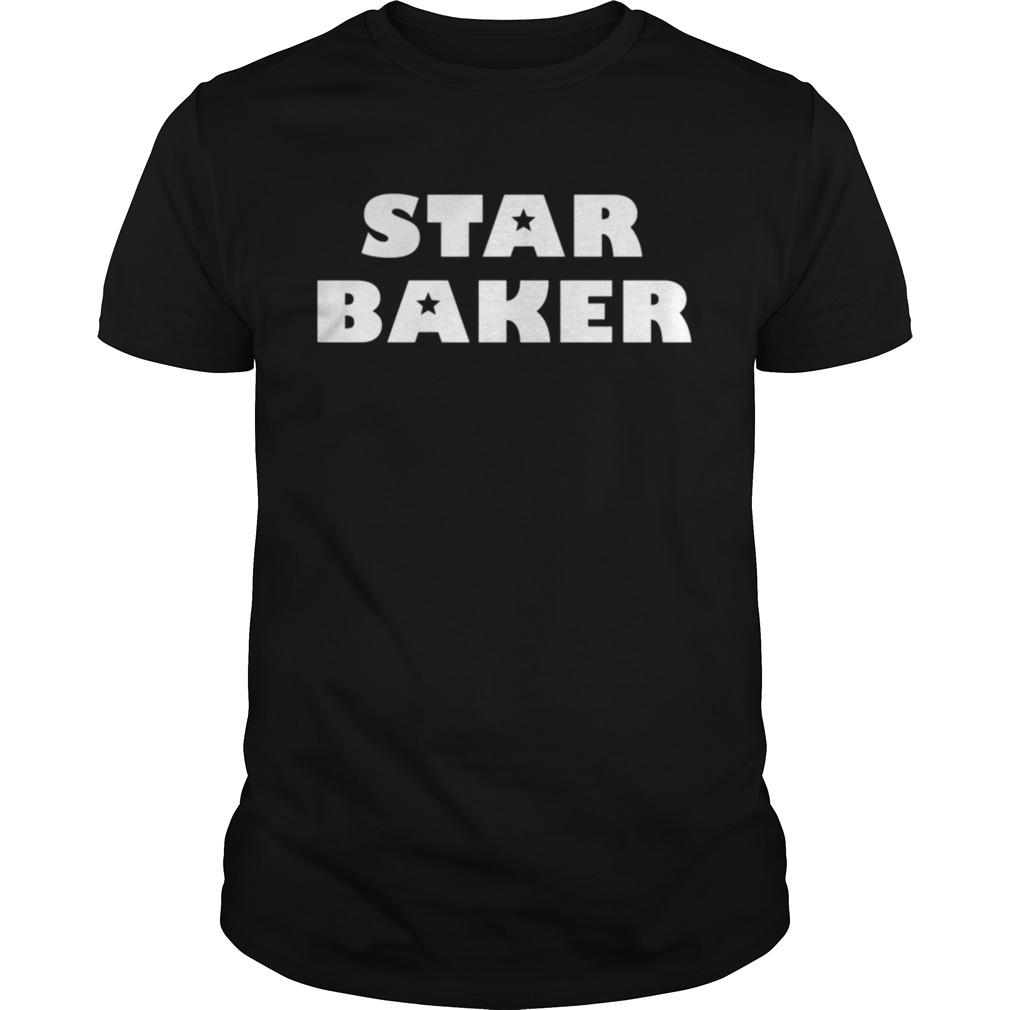Star Baker shirt Classic Men's