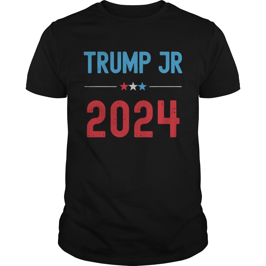 Donald Trump Junior For President 2024 shirt Classic Men's
