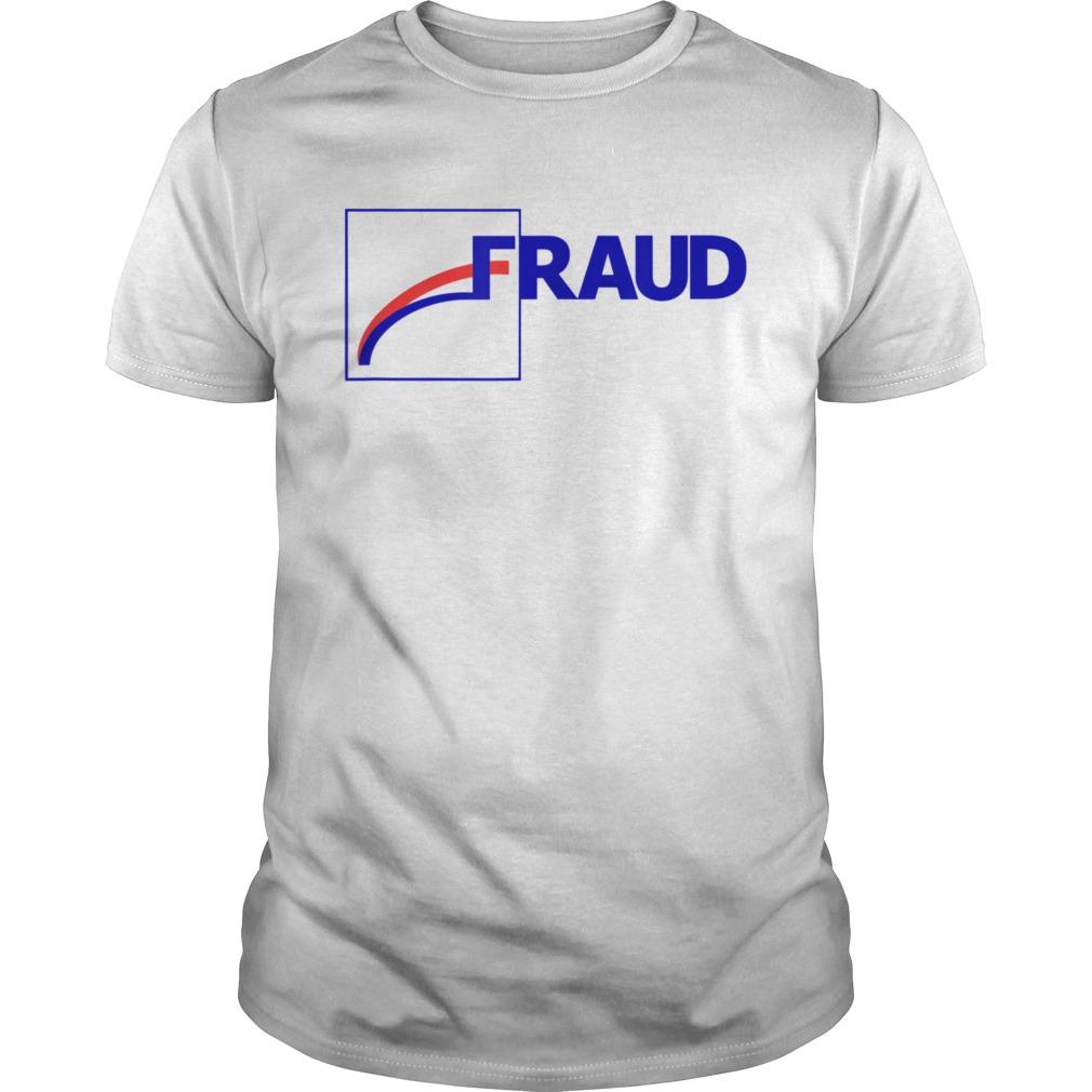 Fraud 2020 shirt Classic Men's