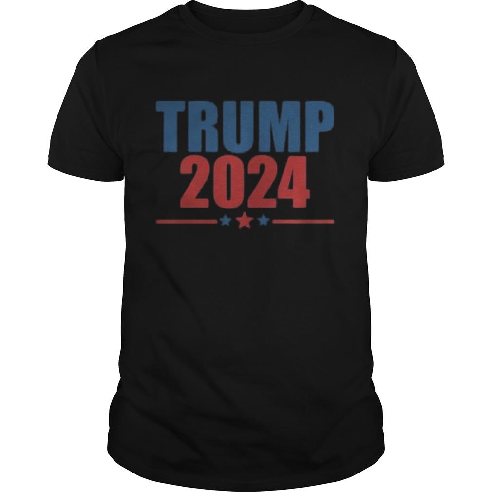 Trump 2024 Stars Election shirt Classic Men's