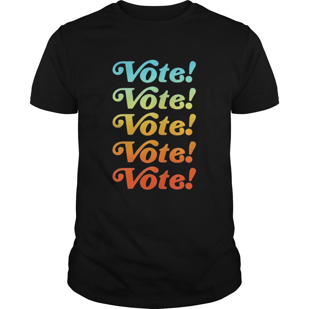 Vote Vote Vote 2020 shirt Classic Men's