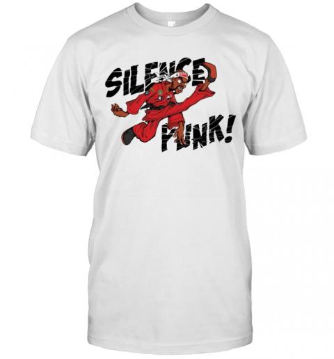 Silence Lynk Taekwondo shirt Classic Men's