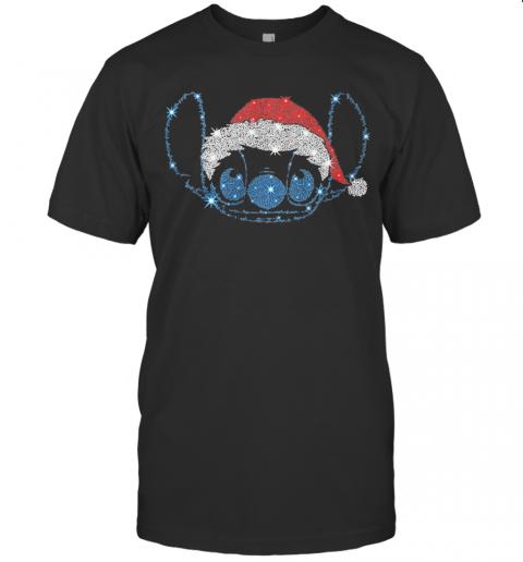 Stitch Santa Happy Christmas shirt Classic Men's
