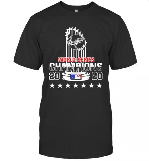 Los Angeles Dodgers 2020 World Champions S shirt Classic Men's
