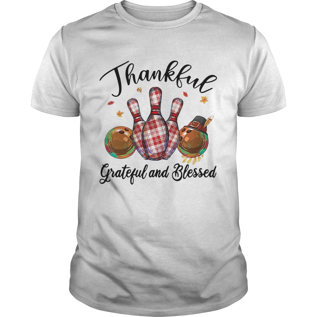 Thankful Grateful And Blessed shirt Classic Men's