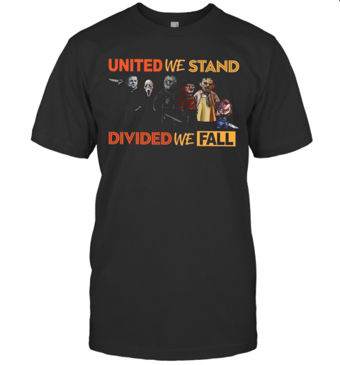 United We Stand Divided We Fall shirt Classic Men's