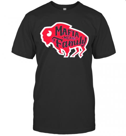 Mafia Mean Family Buffalo shirt Classic Men's