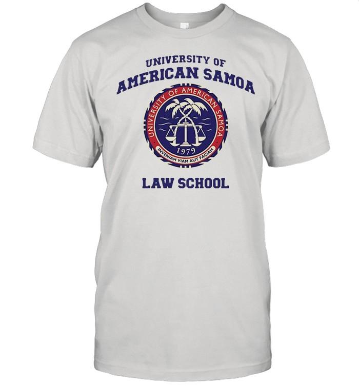 University Of American Samoa Law School shirt Classic Men's T-shirt
