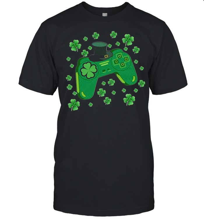Gamer St Patrick's Day shirt Classic Men's T-shirt