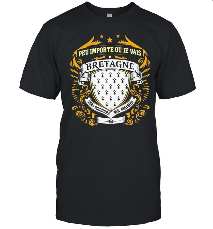 Egal Wo Ich Mich Herumtreibe Mecklenburg Vorpommern  Classic Men's T-shirt