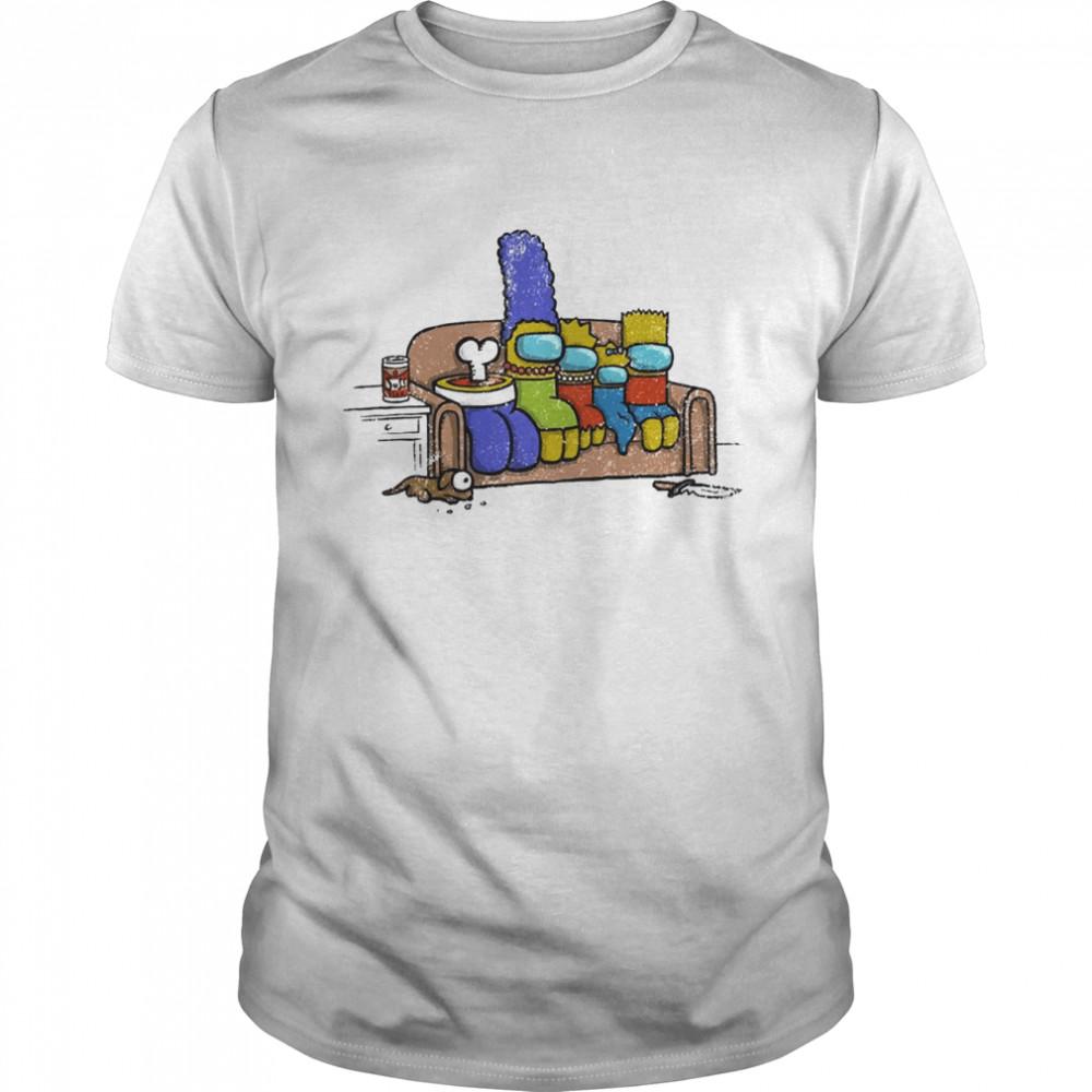 Maggie is sus shirt Classic Men's T-shirt