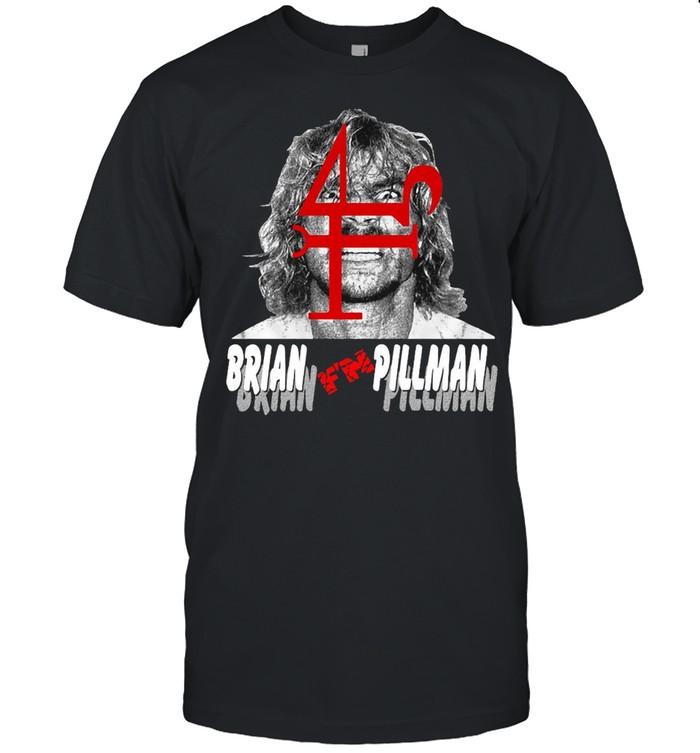 Brian F'N Pillman – The Rogue Horseman T-shirt Classic Men's T-shirt