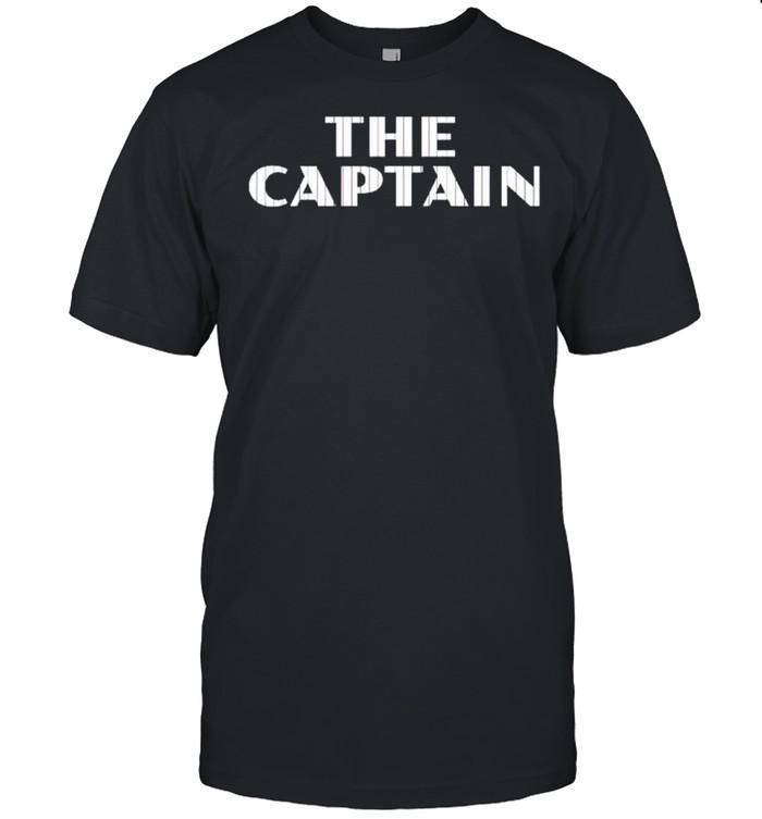 The captain of Bronx baseball shirt Classic Men's T-shirt