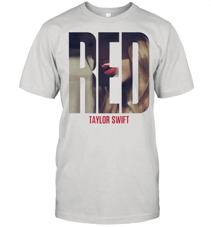 Taylor Swift red album shirt Classic Men's T-shirt