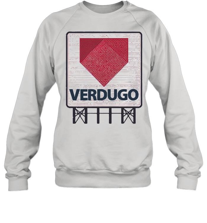 Alex Verdugo chance that ball's VerduGONE shirt Unisex Sweatshirt