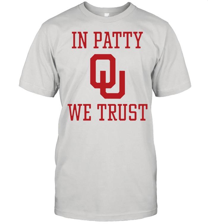 In Patty We Trust shirt Classic Men's T-shirt