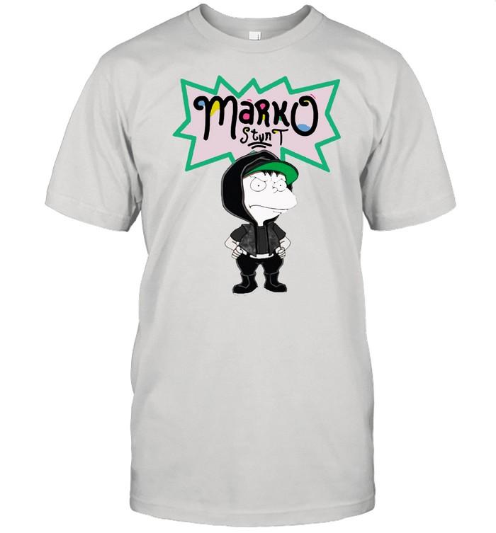Marko merch youtube Rugrat (Marko) shirt Classic Men's T-shirt