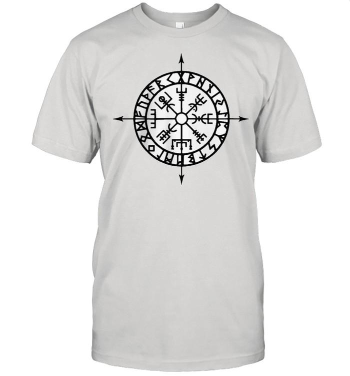 Viking compass t-shirt Classic Men's T-shirt