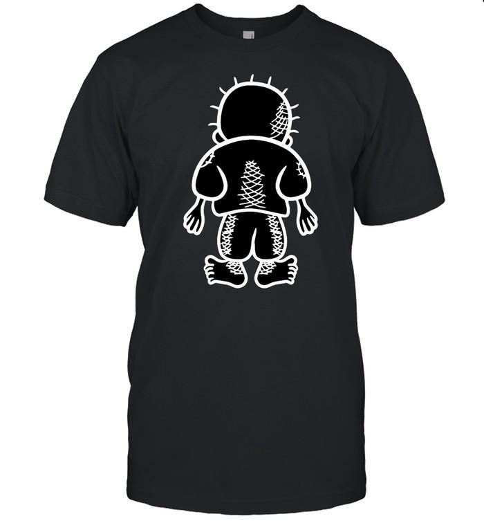 Palestinian Handala Kid Vector Drawing New T-shirt Classic Men's T-shirt