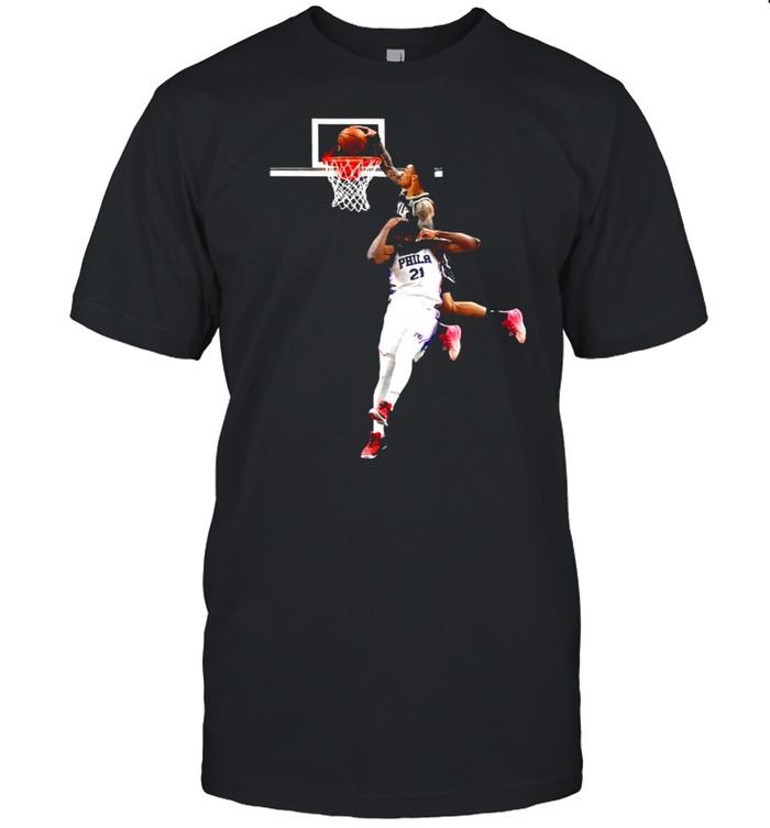 John collins embiid basketball T- Classic Men's T-shirt