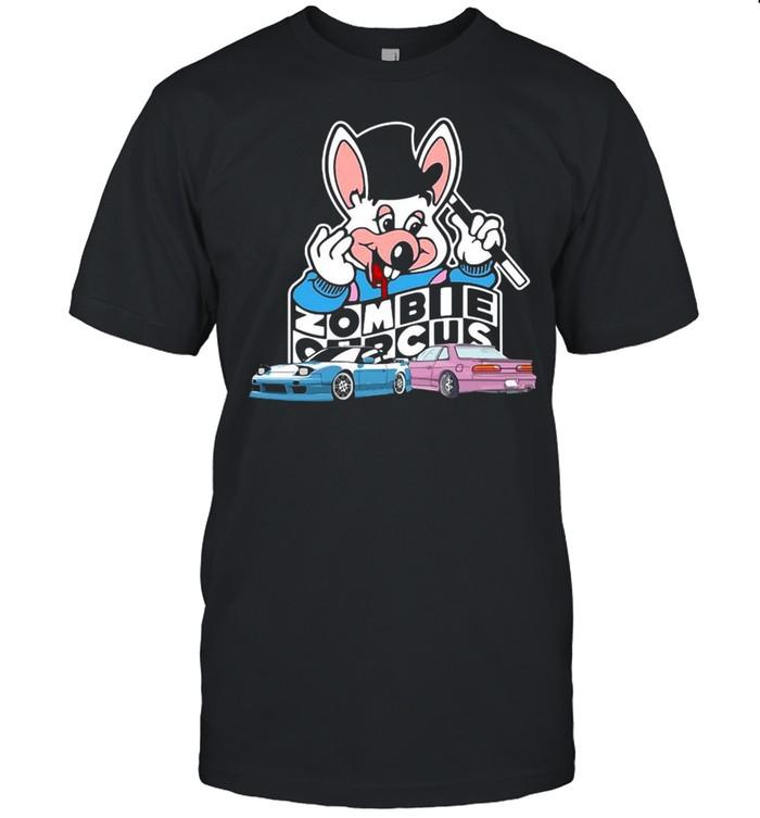 240Sx Zombie Circus T-shirt Classic Men's T-shirt