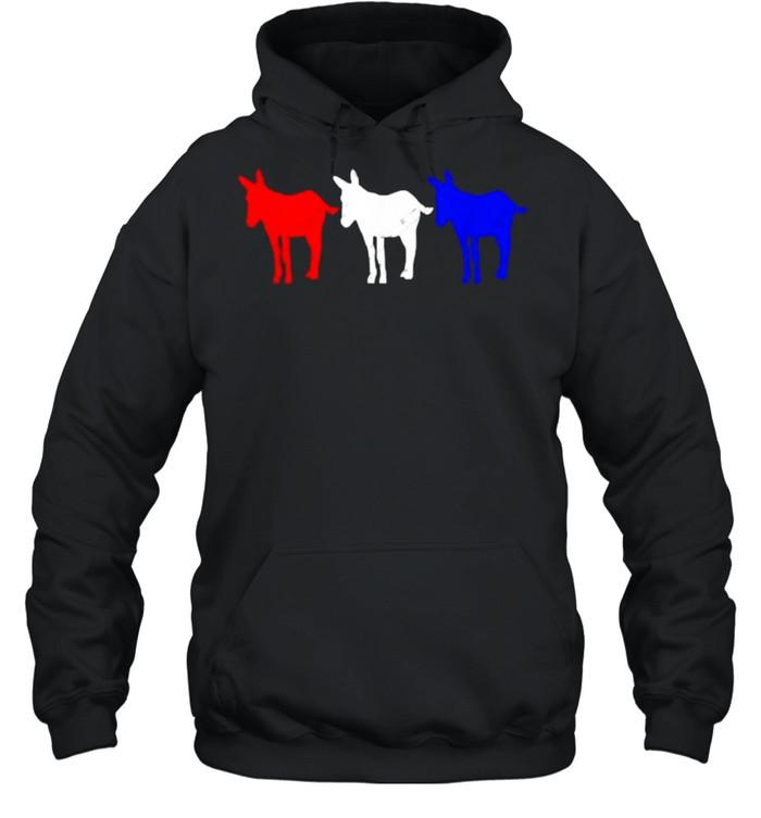American Mule 4th of July Independence T- Unisex Hoodie