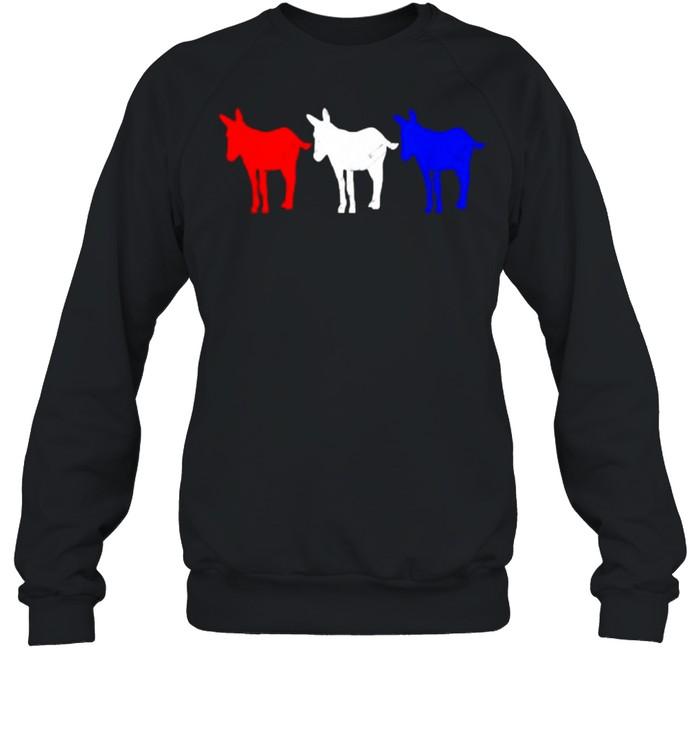American Mule 4th of July Independence T- Unisex Sweatshirt