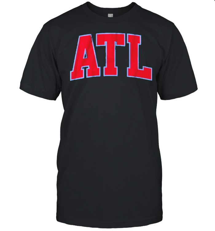 City Edition Atlanta Team 2021 shirt Classic Men's T-shirt