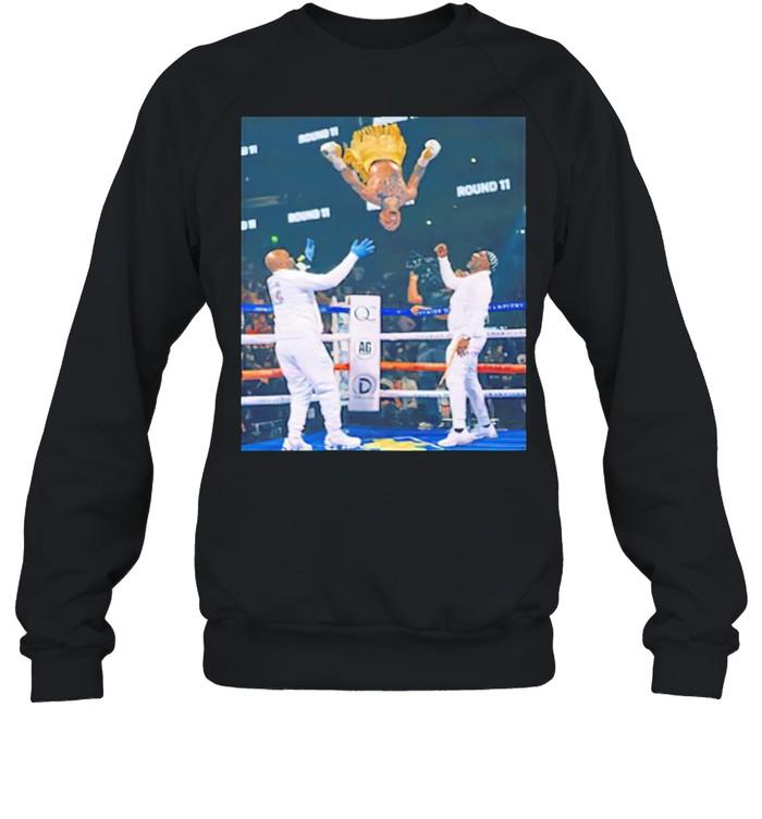 Gervonta Davis champion air shirt Unisex Sweatshirt