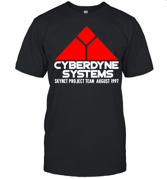 Cyberdyne systems skynet project team August 1997 shirt Classic Men's T-shirt